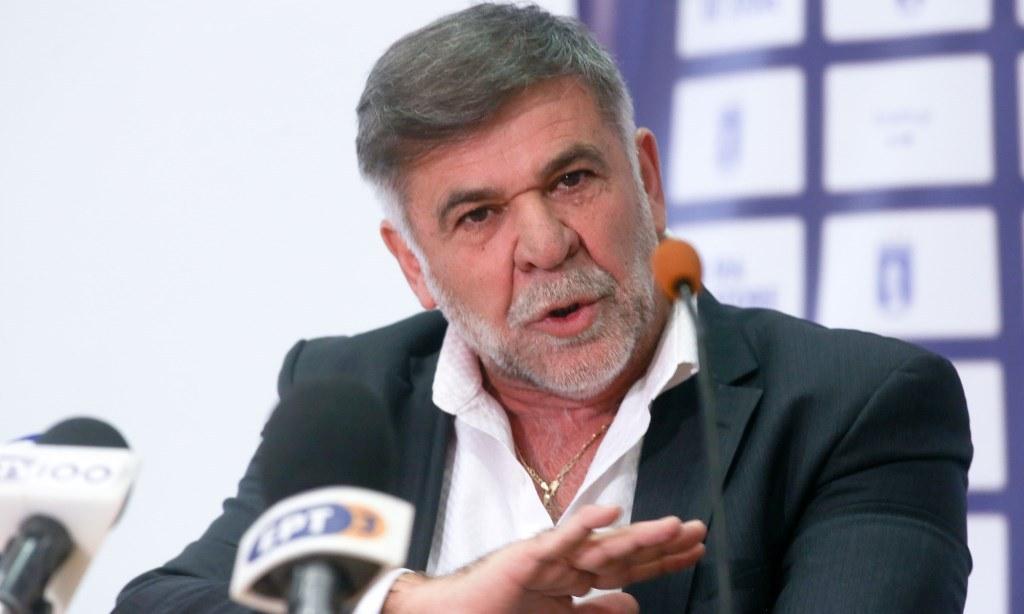 Ηρακλής: Με την πλάτη στον τοίχο ο Παπαδόπουλος