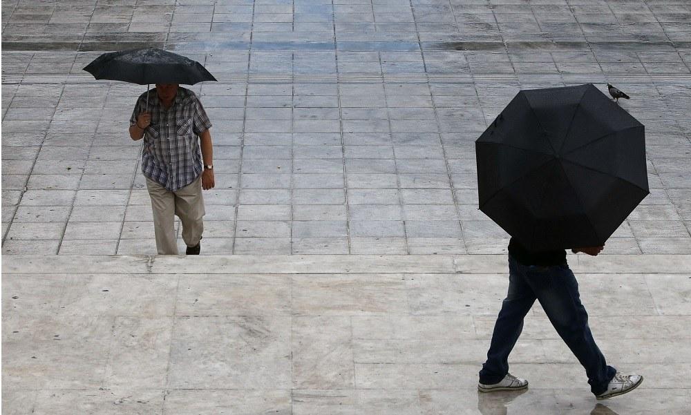 Καιρός 6/6: Και ζέστη και βροχές