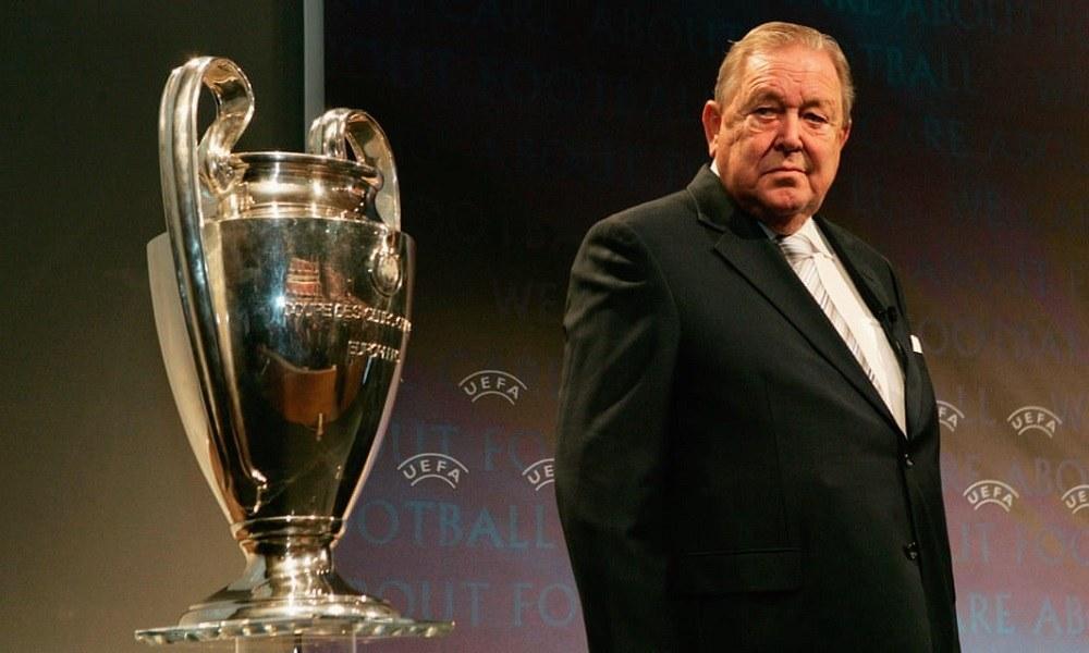 Λέναρτ Γιόχανσον: Πέθανε ο «πατέρας» του Champions League