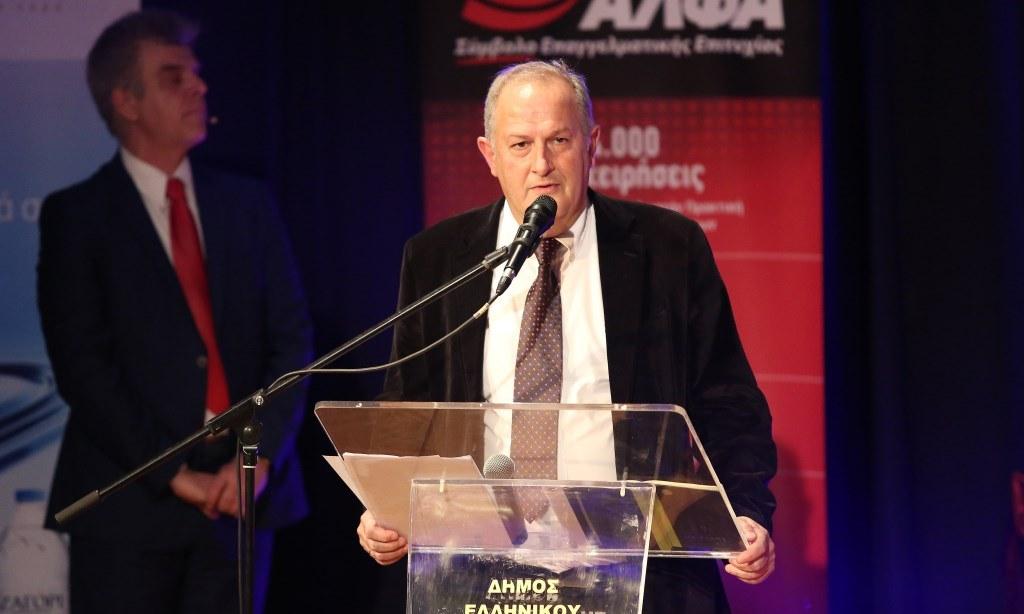 Φλέκκας: «Να γεμίσει το ΟΑΚΑ με την Ιταλία»
