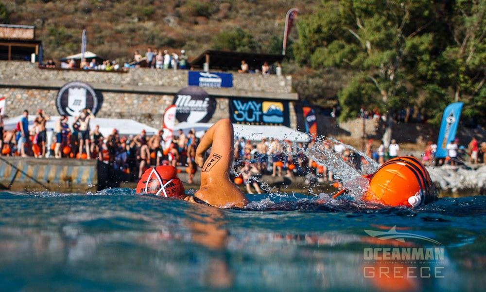 Oceanman Greece 2019: Υποψήφιος για Νόμπελ Ειρήνης στην Ελλάδα