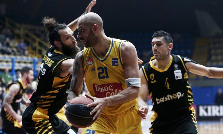 Βασιλόπουλος: «Έπιασε» ρεκόρ του Γκάλη