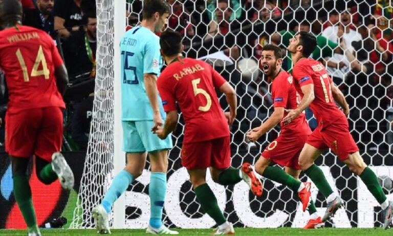 Nations League Πορτογαλία