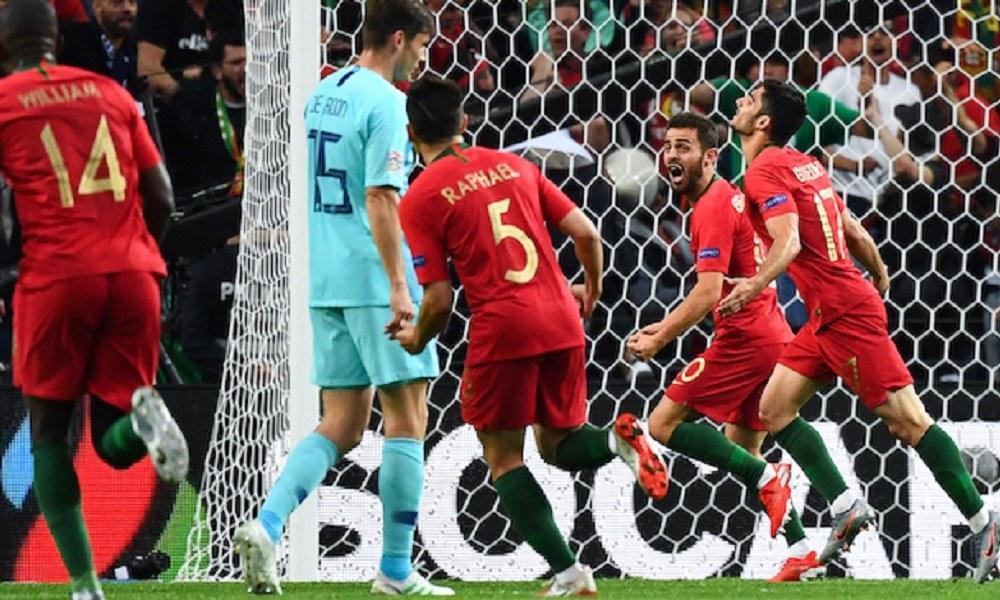 Nations League: Η Πορτογαλία σήκωσε το πρώτο (vids)