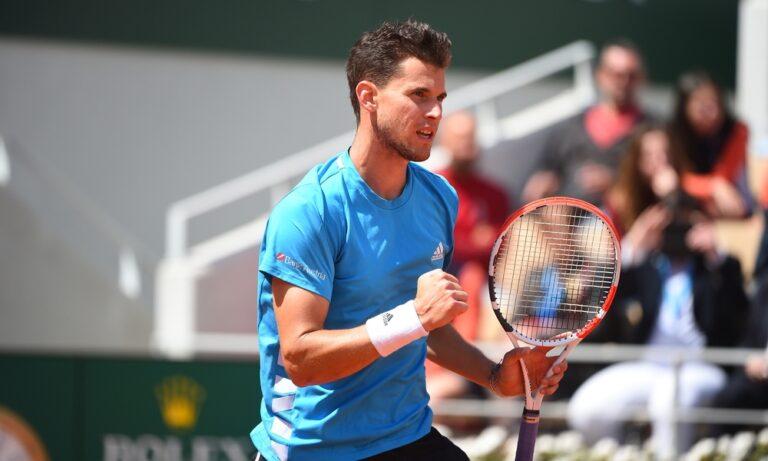 Roland Garros: Ο Τιμ απέκλεισε τον Τζόκοβιτς!