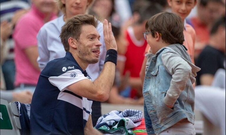 Roland Garros: Η απίστευτα συγκινητική στιγμή (video)