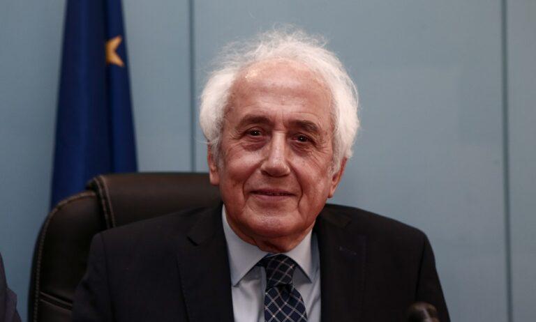 Ρουπακιώτης: Ορκίσθηκε Υπουργός Εσωτερικών
