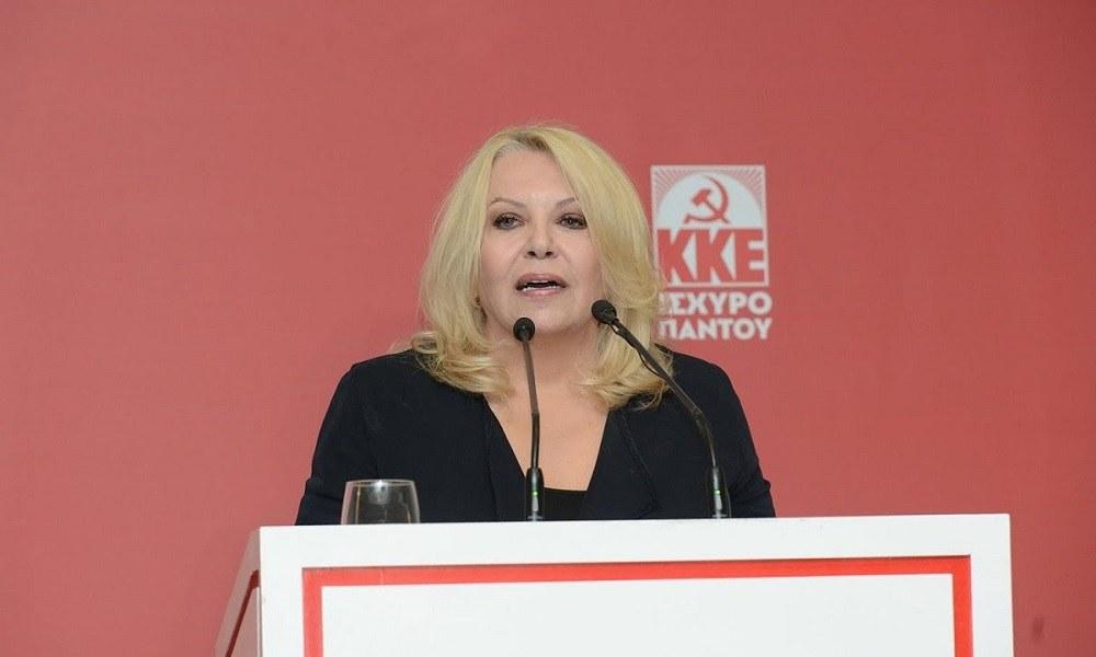 Σεμίνα Διγενή: Υποψήφια με το ΚΚΕ στην Α' Πειραιά