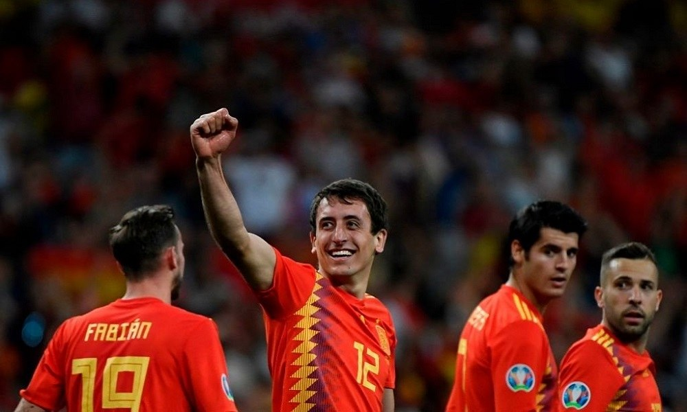 Προκριματικά Euro 2020: Άλμα πρωτιάς η Ισπανία (vids)