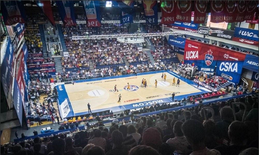 VTB League: Έκανε το 1-0 η ΤΣΣΚΑ (vid)
