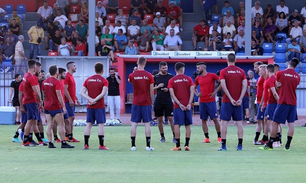 Βόλος: Η… παρθενική αποστολή στη Super League
