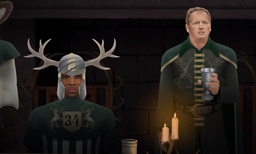 Game of Zones: Ο Γιάννης «βασιλιάς» της Ανατολής (vid)