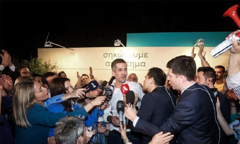 Εκλογές 2019: Ο Κώστας Μπακογιάννης δήμαρχος Αθηναίων