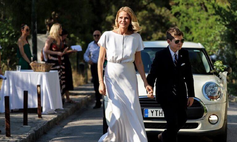 Βασίλης Κικίλιας και Τζένη Μπαλατσινού: Σήμερα γάμος γίνεται!