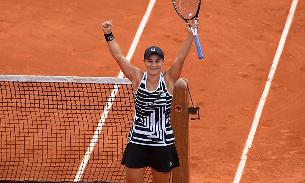 Ασλεϊ Μπάρτι: Κατέκτησε το Roland Garros!