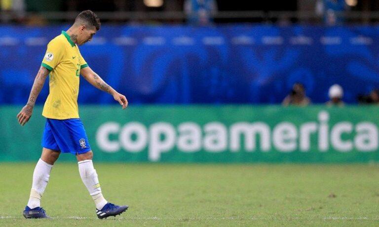 Copa America: «Γκέλα» λόγω VAR για την Βραζιλία (vid)