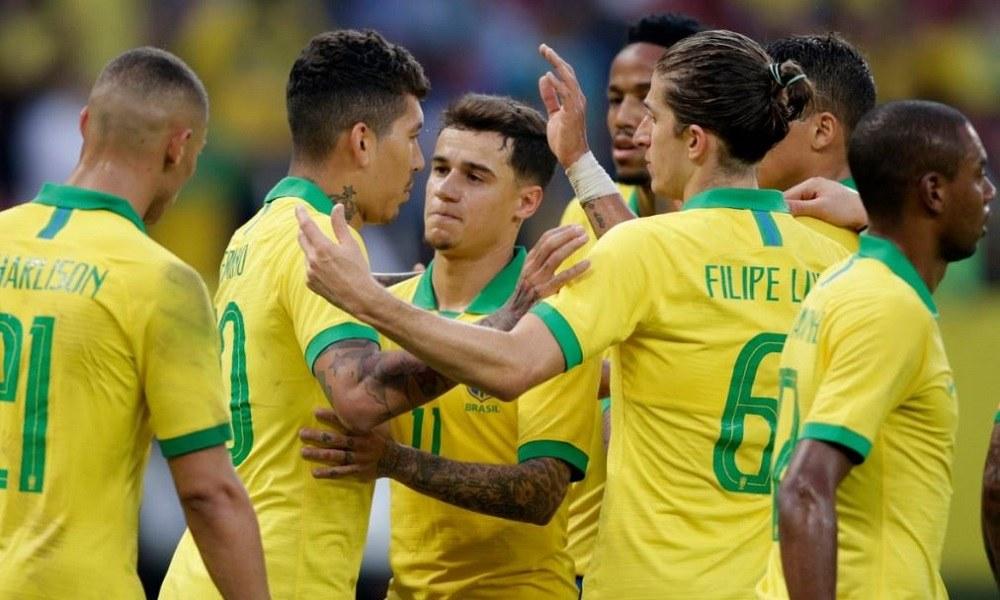Copa America: «Τρόμαξε» αλλά πέρασε η Βραζιλία (vid)