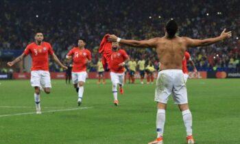 Copa America: Και η Χιλή στα ημιτελικά (vid)