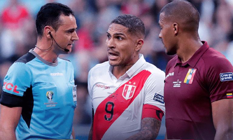 Βενεζουέλα – Περού 0-0: Άντεξε η «βινοτίντο» (vid)