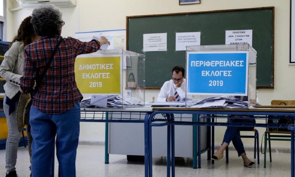 Εκλογές 2019: Προβάδισμα 9 μονάδων της ΝΔ στις εθνικές