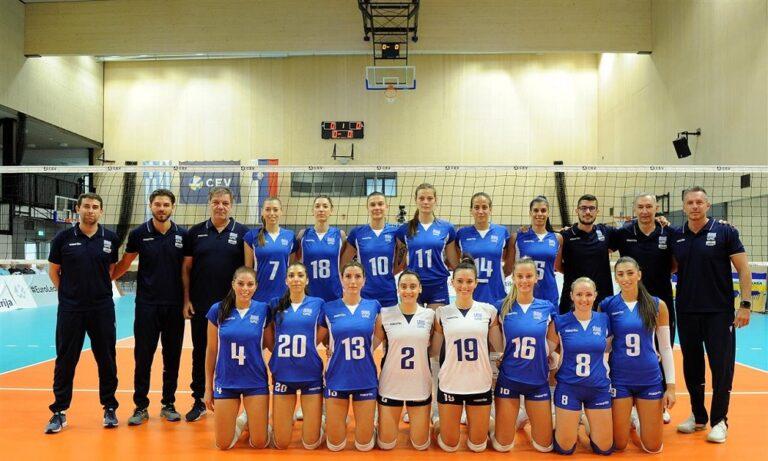 Silver European League: Ήττα από Σλοβενία, εκτός τελικού η Εθνική