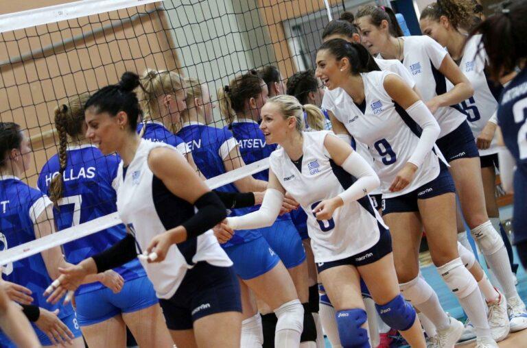 Ελλάδα – Εσθονία 3-1: Τελικός πρόκρισης για την Εθνική