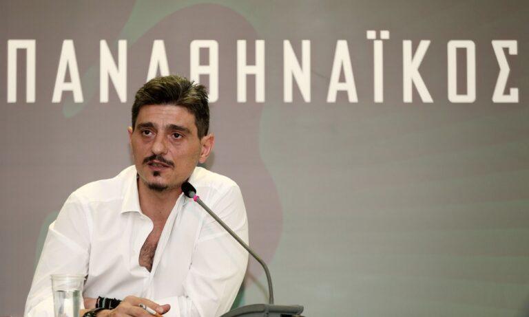 Γιαννακόπουλος: Αυτά είπε για τον Βοτανικό