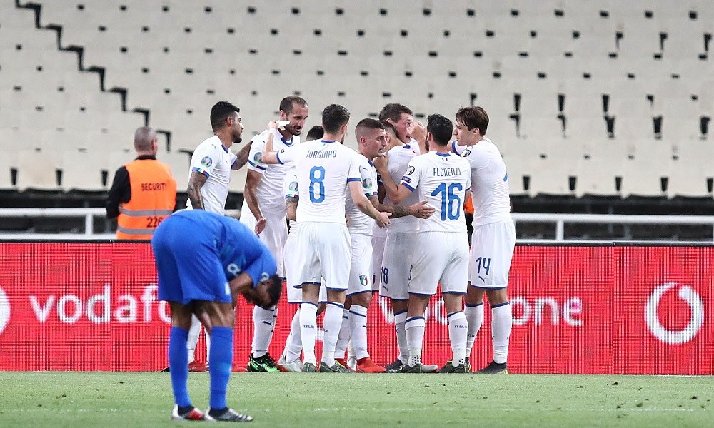 Ελλάδα – Ιταλία 0-3: Ma que… κάζο (vids)
