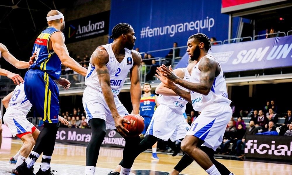 Euroleague : Στην Ζενίτ Αγίας Πετρούπολης η wild card