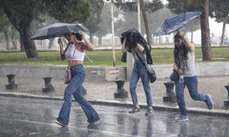 Καιρός Αγίου Πνεύματος: Ζέστη με βροχές και καταιγίδες!
