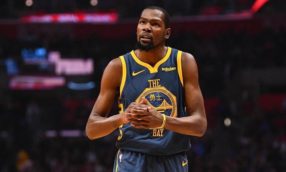 Τελικοί NBA: Ξανά εκτός ο τραυματίας Ντουράντ