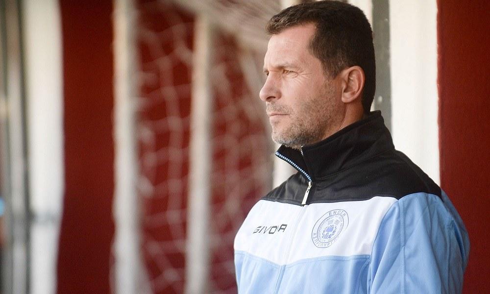 Άνω Μερά: Νέος προπονητής ο Νίκος Κοτσοβός