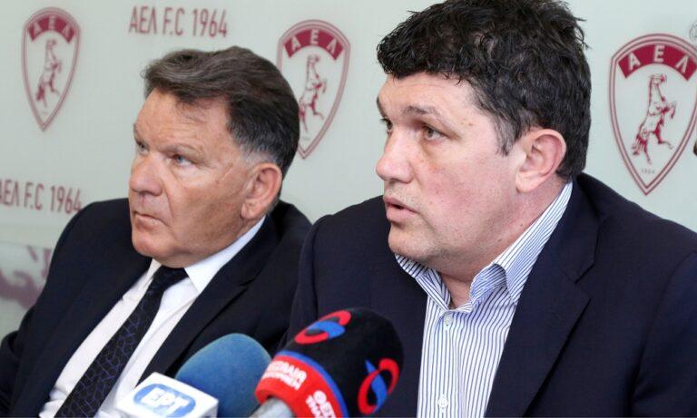 ΑΕΛ: Διαφωνία Κούγια-Πέτριτς για Μάρκοβιτς…