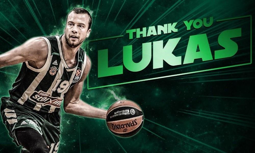 Παναθηναϊκός: Το «αντίο» στον Λούκας Λεκαβίτσιους (pic) - Sportime.GR