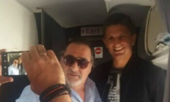 Βασίλης Καρράς: Αποθέωσε τον Λουτσέσκου στην Ρουμανία