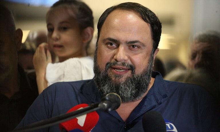 Μαρινάκης: «Ανανεώσαμε το συμβόλαιο καρδιάς»