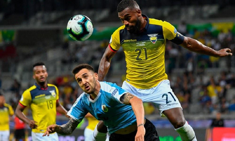 Copa America 2019: Πλήγμα στην Ουρουγουάη με Βεσίνο