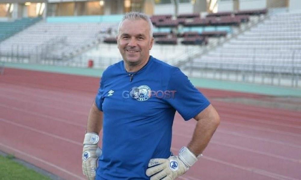 ΠΑΣ Γιάννινα: Προπονητής τερματοφυλάκων ο Νάσης
