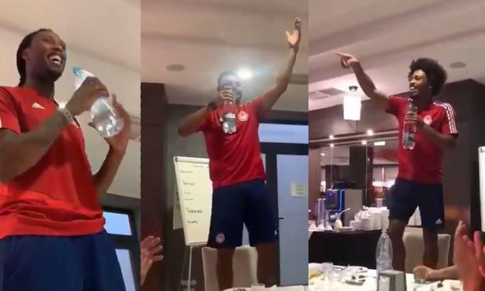 Ολυμπιακός: Το είπαν το τραγουδάκι τους οι νέοι! (Vids) - Sportime.GR