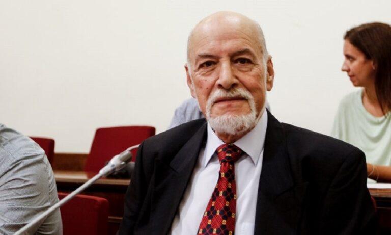 «Έφυγε» ο αντιπρόεδρος του ΕΣΡ, Ροδόλφος Μορώνης