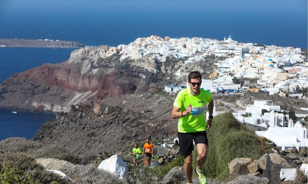 5ο Santorini Experience: Τρέξε με θέα την Καλντέρα