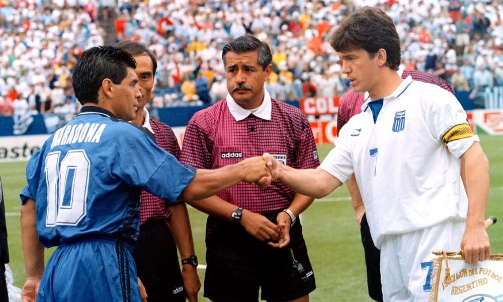 21/6: Η πρώτη της Εθνικής σε Μουντιάλ και η Αργεντινή
