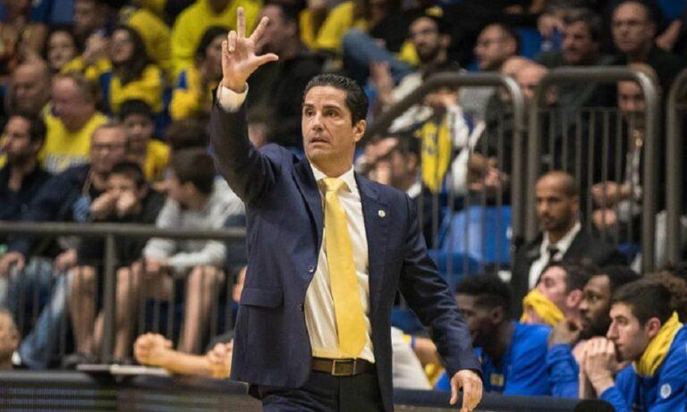 Σφαιρόπουλος: Προπονητής της χρονιάς στο Ισραήλ