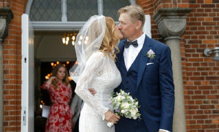 Σμάιχελ: Παντρεύτηκε πρώην λαγουδάκι του Playboy