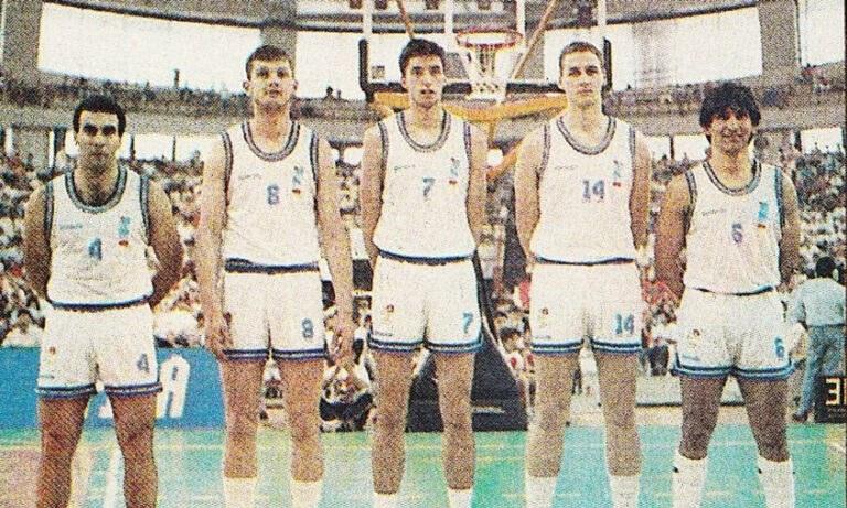 Η μέρα που ο Γκάλης, ο Κούκοτς, ο Ράτζα, ο Σάβιτς και ο Φάνης έπαιξαν στην ίδια ομάδα