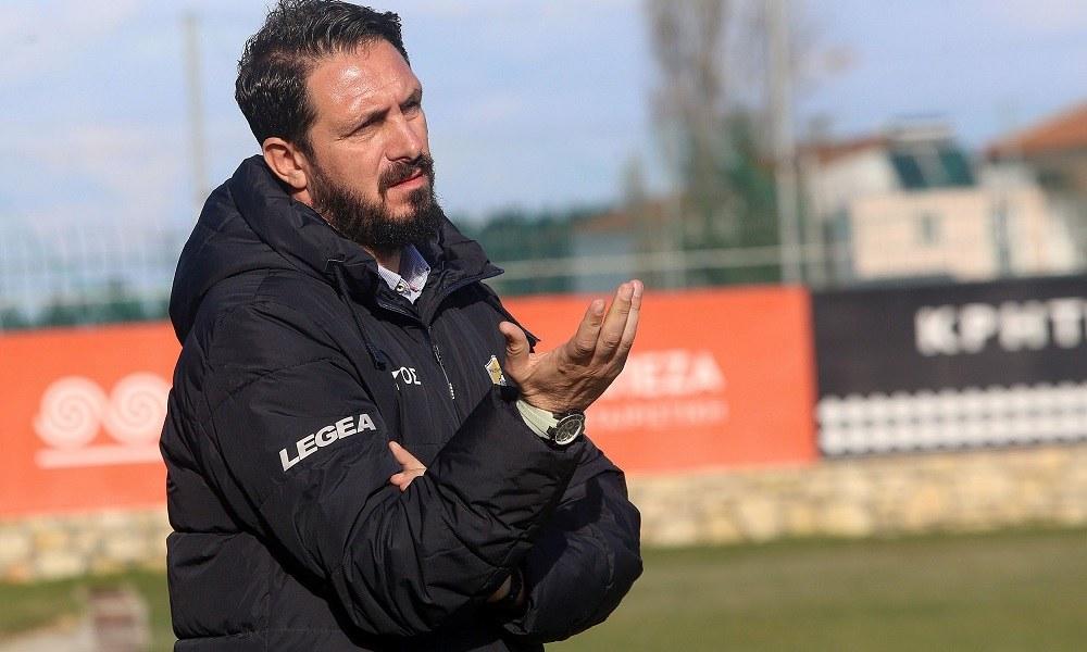 ΑΕΕΚ Σύνκα: Νέος προπονητής ο Αστέριος Θέμελης