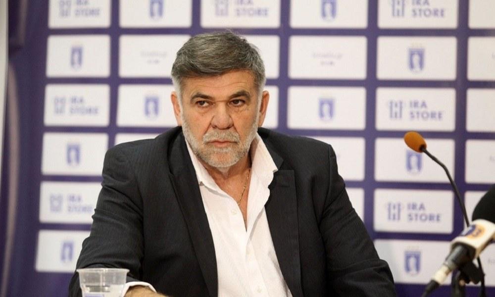Ηρακλής: Αποχώρησε οριστικά ο Τομ Παπαδόπουλος