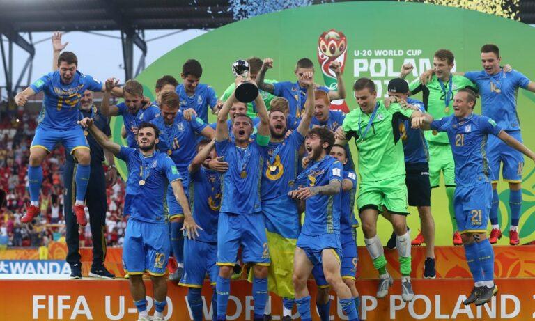Παγκόσμια πρωταθλήτρια U20 η Ουκρανία! (vid)