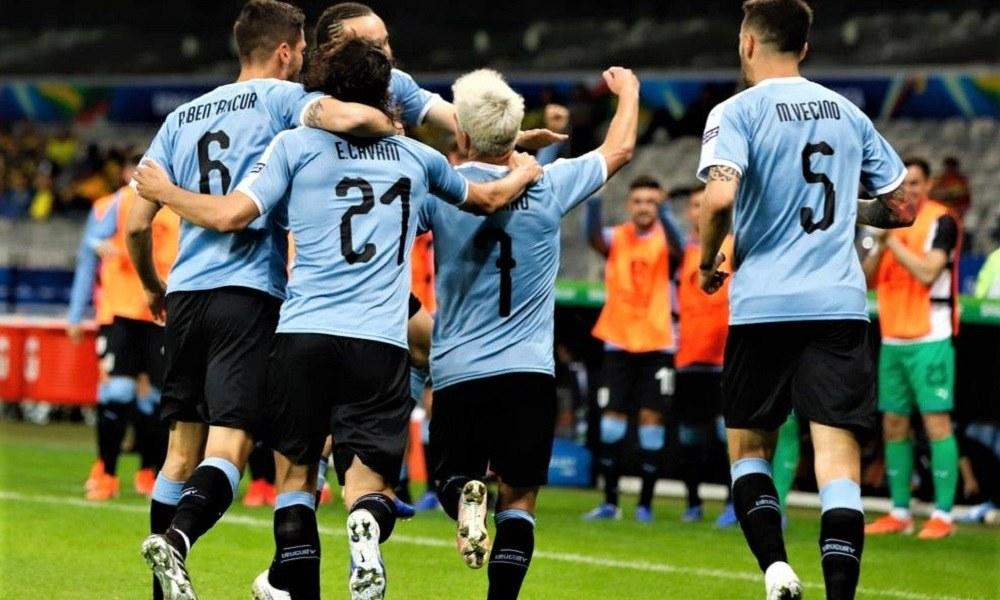 Ουρουγουάη – Εκουαδόρ 4-0: Επίδειξη δύναμης η «Σελέστε»