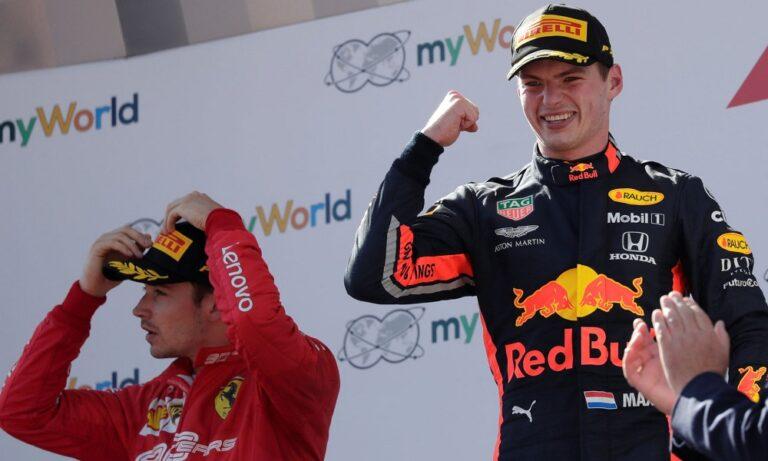 GP Αυστρίας: Νικητής ο Μαξ Φερστάπεν
